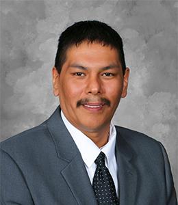 Beltrami County Commissioner Tim Sumner