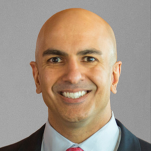 Minneapolis Federal Reserve President Neel Kashkari