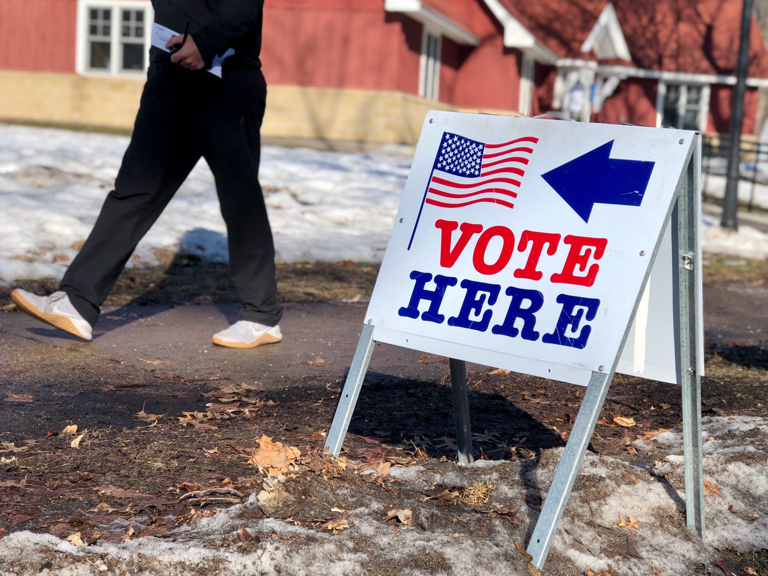 polling place in Minnesota vote here