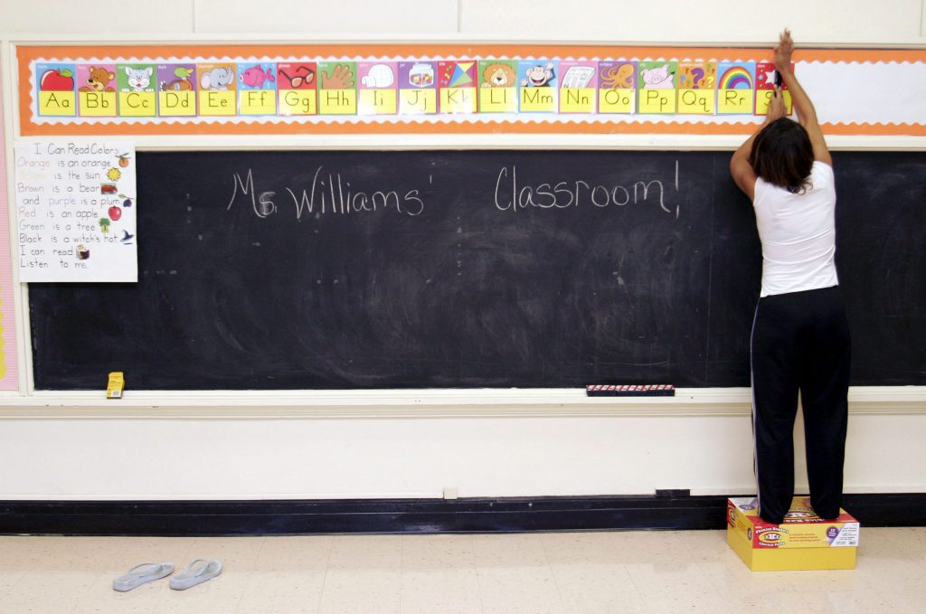 Teachers come under pressure as politicians, parents battle over 'critical race theory'
