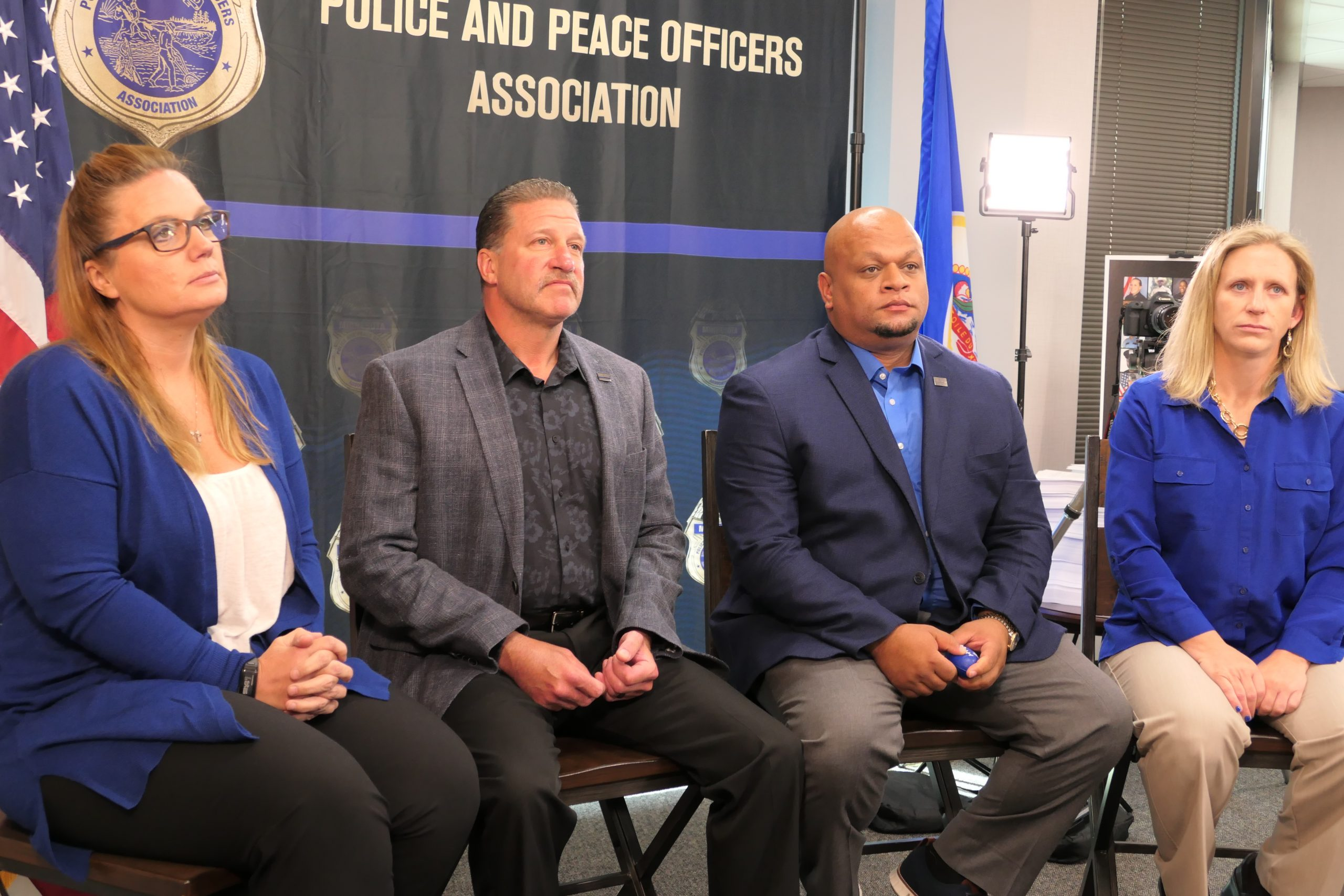 I Didn T See Race In George Floyd Police Union Speaks For First Time Since Killing Minnesota Reformer