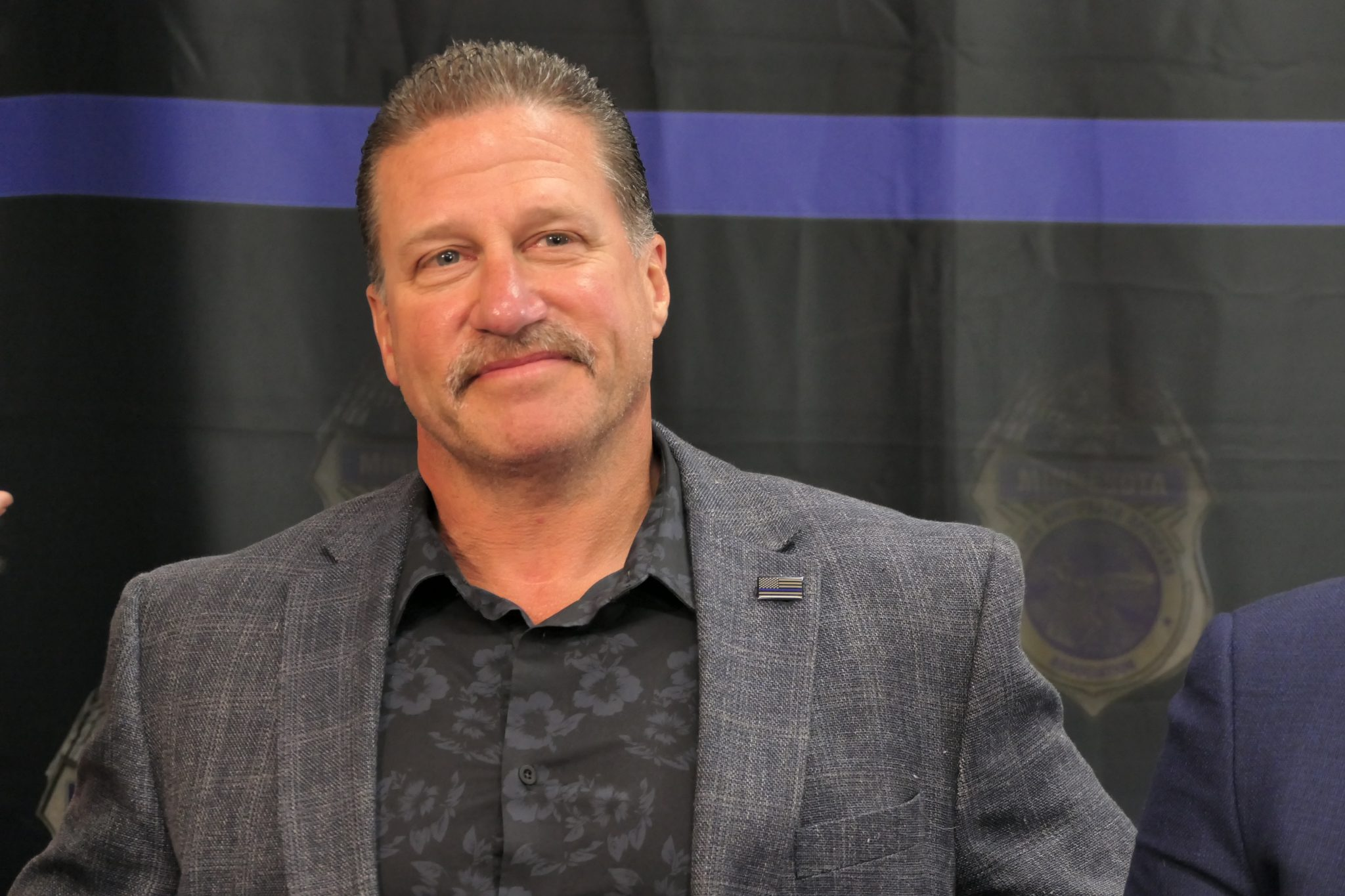 Minneapolis Police Federation President Bob Kroll to retire this month