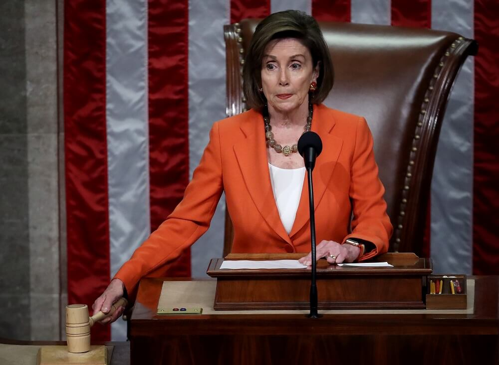 House Democrats advance budget resolution, overcoming standoff on timing of infrastructure vote