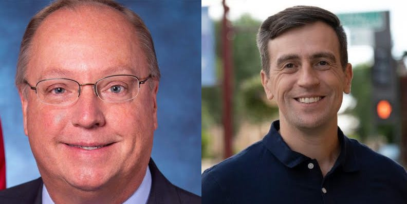 In debate, Feehan questions Rep. Jim Hagedorn's integrity; Hagedorn punches back