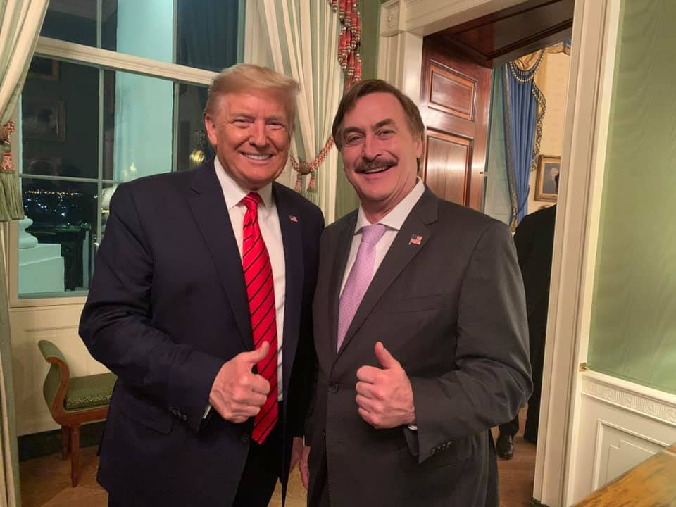 Mypillow Guy Delays Decision On Governor S Race Minnesota Reformer
