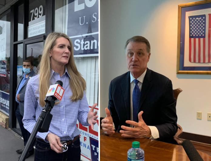 Georgia senators in runoff sow distrust of Georgia's own election system