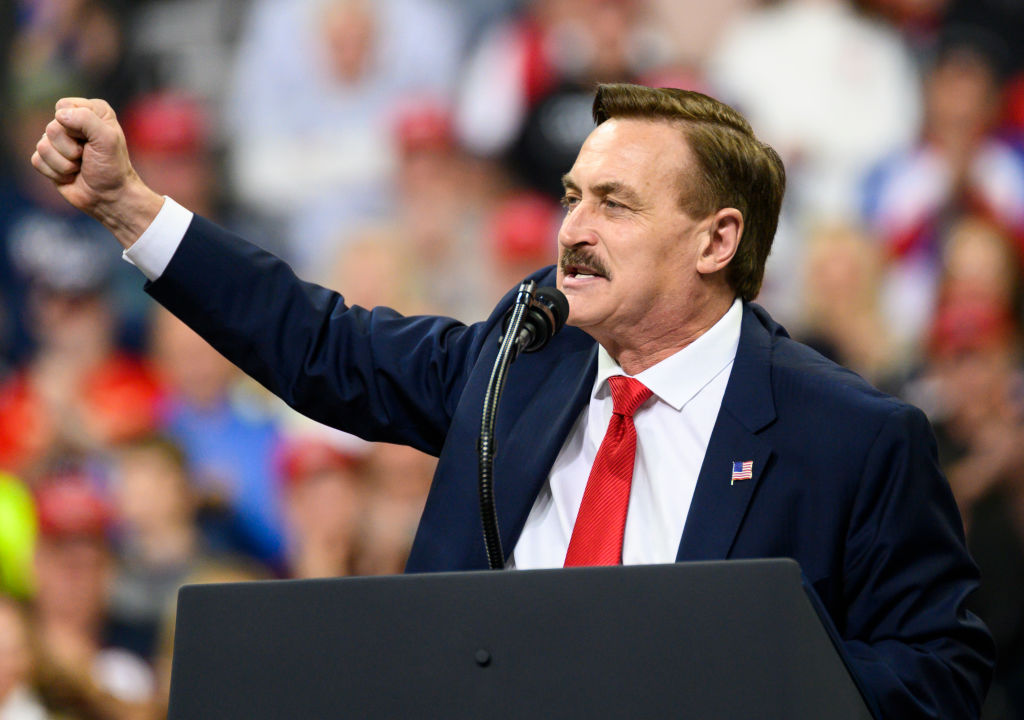 Mike Lindell's chaotic rise threatened by new adversity