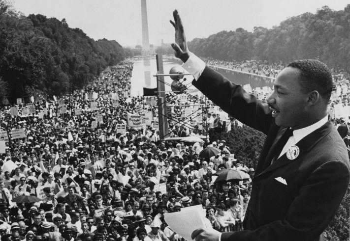 The Rev. Martin Luther King, Jr.: The Death of Evil upon the Seashore