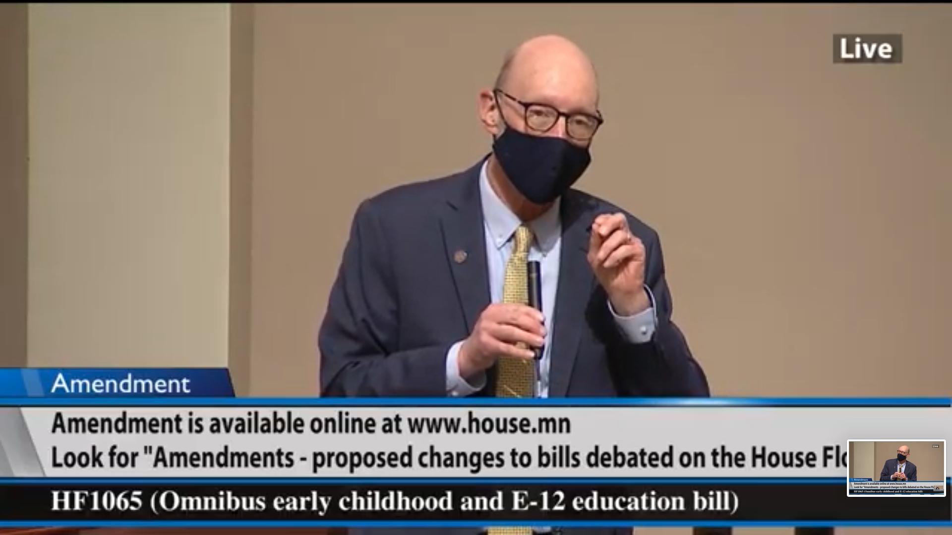 Minnesota House passes sweeping education budget proposal