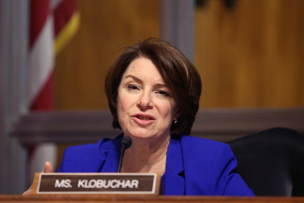 Senate committee chaired by Sen. Amy Klobuchar deadlocks on major U.S. elections bill