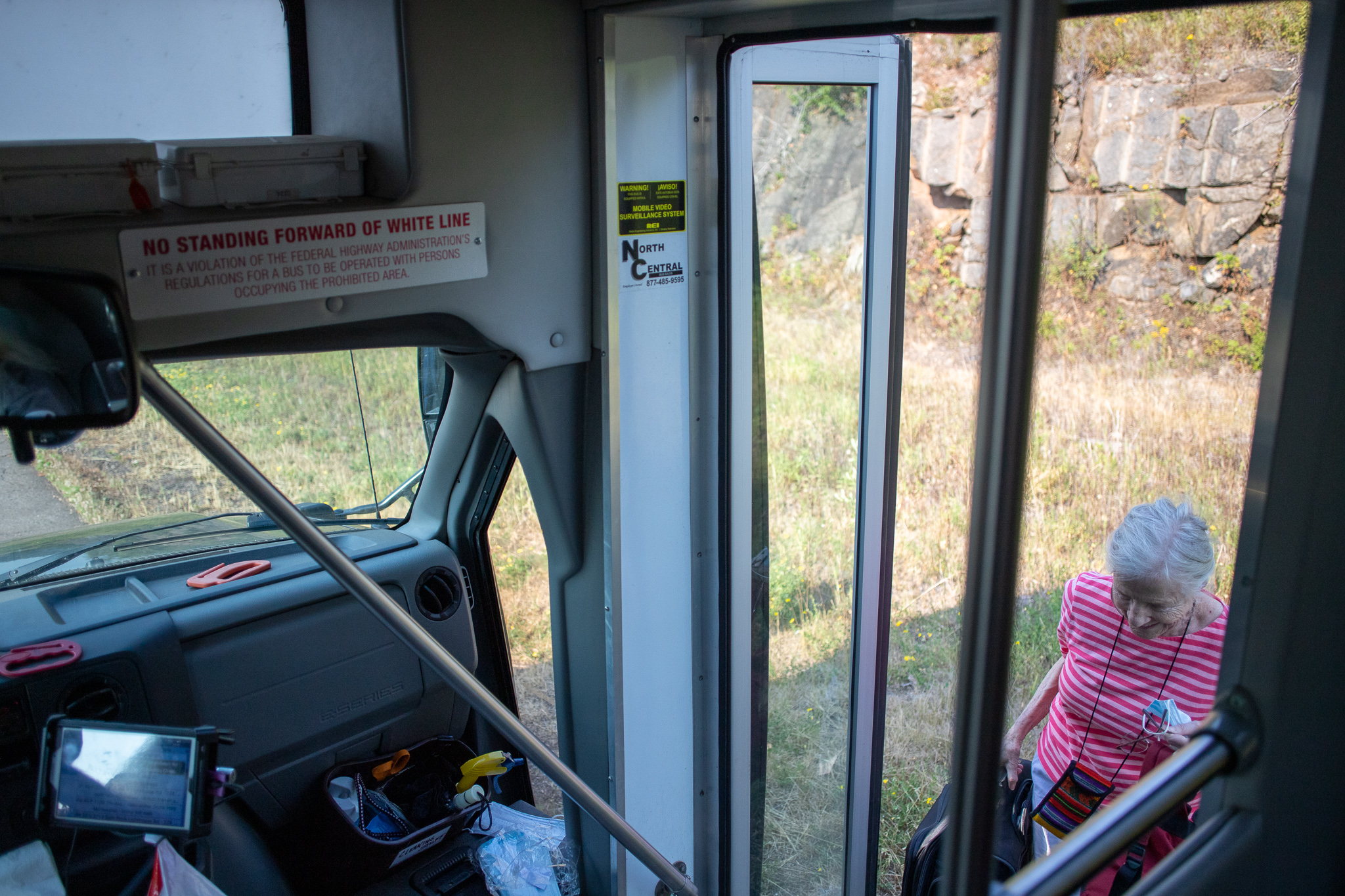 Spotty transit access keeps the carless out of vaunted state park system