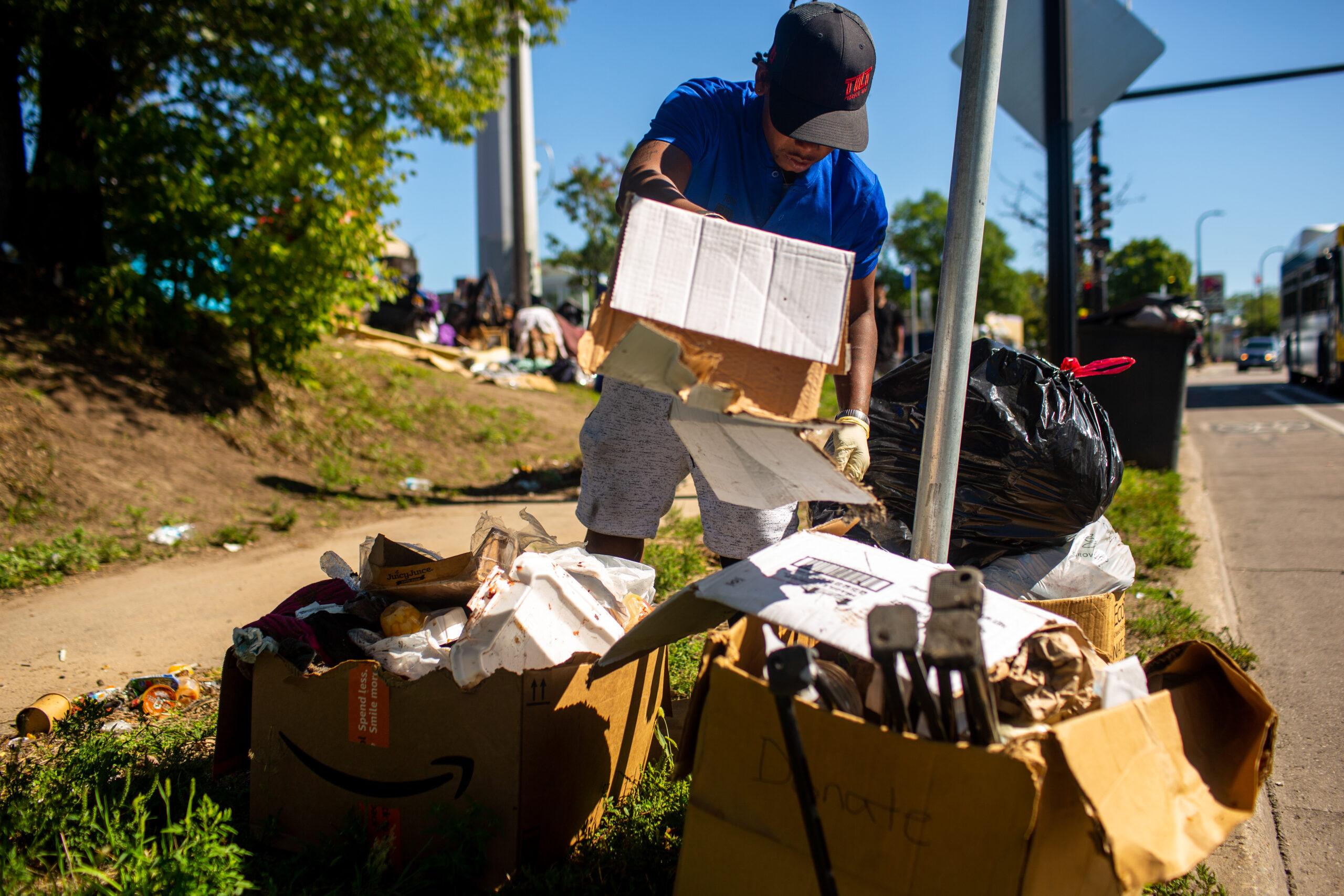 Indigenous leaders alarmed at chaos of growing Franklin Street encampment